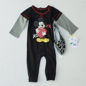 Disney Mickey Mouse Toddler Boys' Costume sz 12M